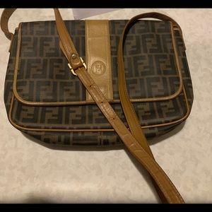 Authentic Vintage Fendi Crossbody